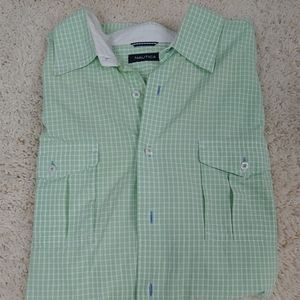Nautica mens button up